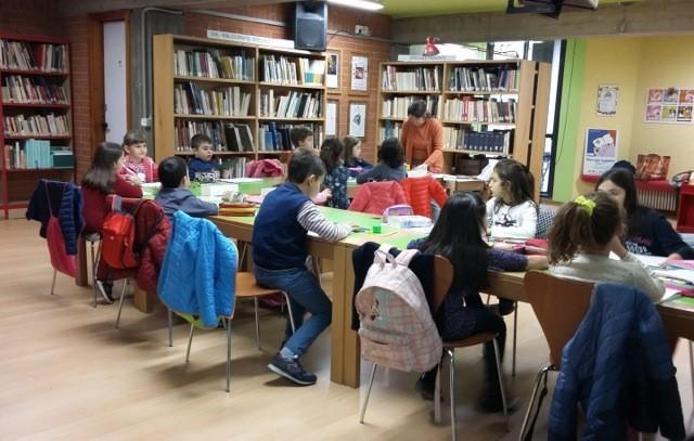 Corso di disegno alla Biblioteca Monticone di Canelli