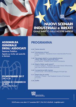 Industriali astigiani ad assemblea