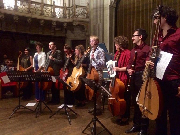 Le violes du roy alla Casa della Musica di Portacomaro