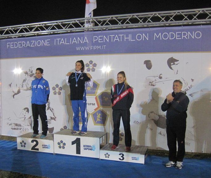 Doppio titolo italiano per Alice Sotero ai Campionati Invernali di Triathlon e Tetrathlon