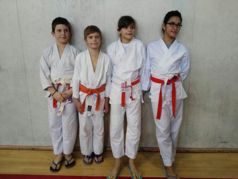 Al Judo Monferrato gli ori arrivano in rosa