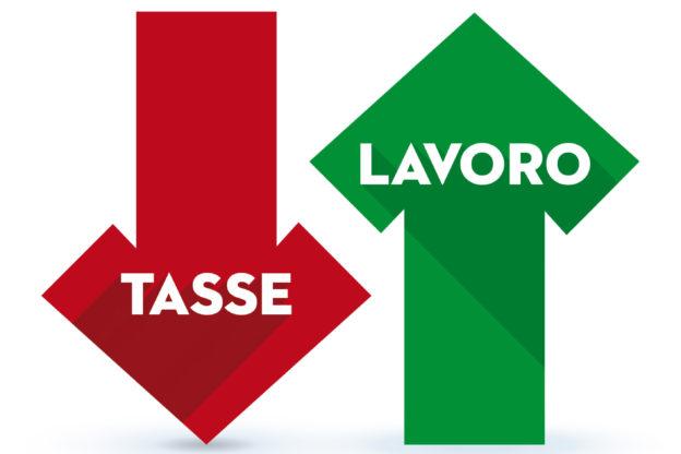 Flat Tax e Ius Soli: gazebo della Lega Nord in molte piazze dell'Astigiano