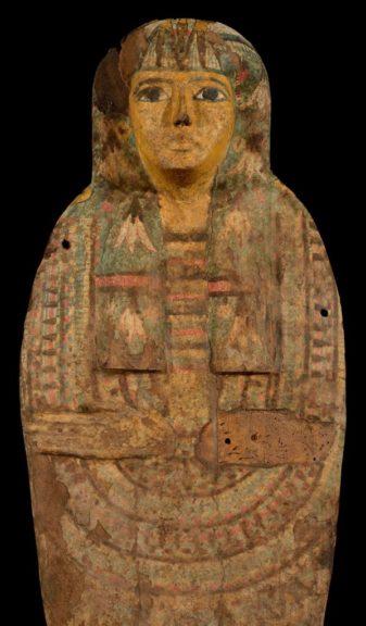La mummia astigiana è la signora delle ninfee