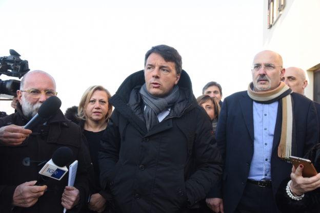 """Matteo Renzi ad Asti. """"Servizio Civile obbligatorio per almeno un mese"""""""