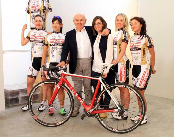Ciclismo. Servetto main sponsor del team astigiano per il 2018