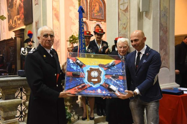 I carabinieri festeggiano la Virgo Fidelis: la fotogallery