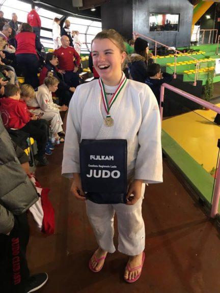 Judo. Un'astigiana bronzo ai campionati italiani under 15
