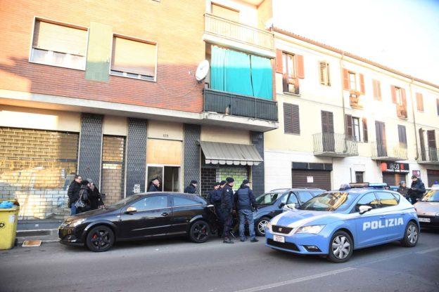 Controlli interforze nella periferia est di Asti
