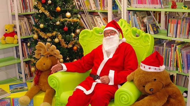 Iniziative natalizie in Biblioteca