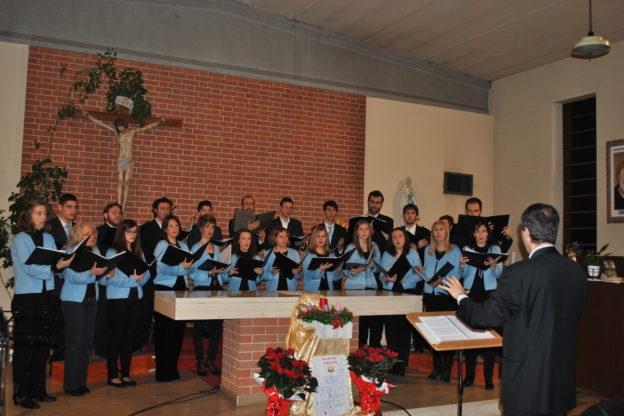 A San Martino concerto natalizione di Clerivalia et Alia e Ama