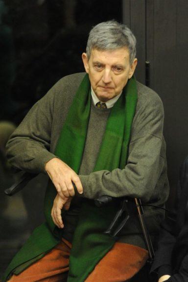 Al Tempio Crematorio l'ultimo saluto a Luciano Nattino