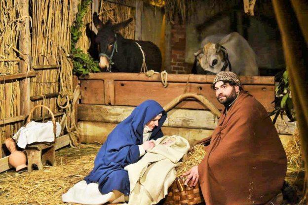 A Reviglisco la sacra rappresentazione della Natività