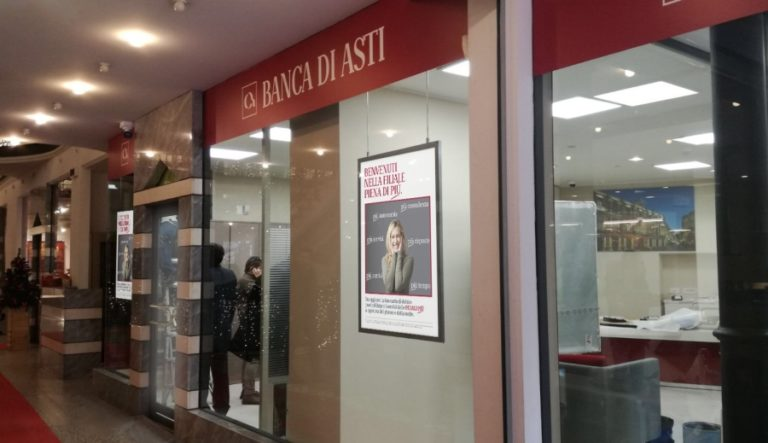 Banca d'Asti: quota 20 in Lombardia