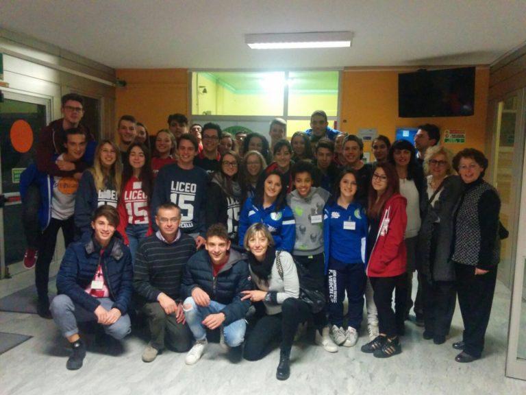 Open school oggi al liceo Vercelli di Asti