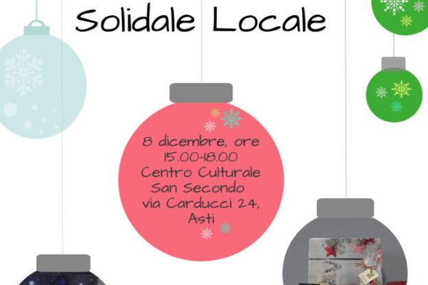 Mostra Mercato solidale al Centro San Secondo