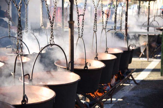 A Castigliole la tradizionale fagiolata di San Defendente