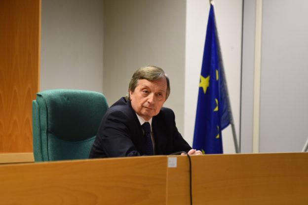 Il tribunale di Asti ha un nuovo presidente: è Giancarlo Girolami