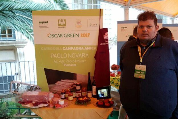 "Un finalista astigiano al concorso nazionale ""Oscar Green"""