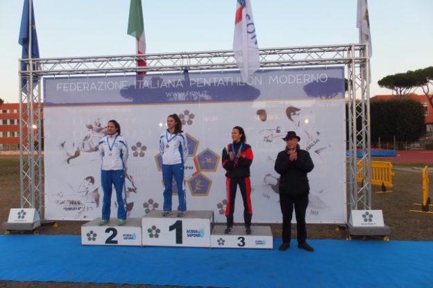 """Doppio successo per Alice Sotero al Trofeo Nazionale Assoluto """"Open"""" di Triathlon e Tetrathlon"""