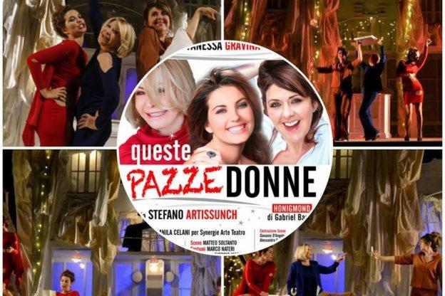 """""""Queste pazze donne"""" di Gabriel Baryll in scena a Nizza Monferrato"""