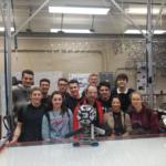 """La squadra di Robotica del Liceo """"Vercelli"""" si fa onore in terra Americana"""