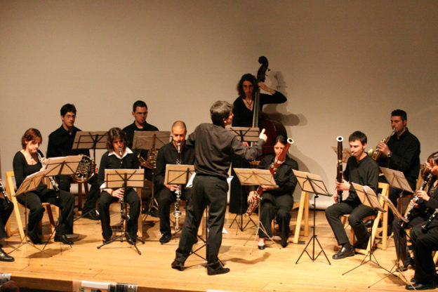 Tetragramma Ensemble all'Alfieri