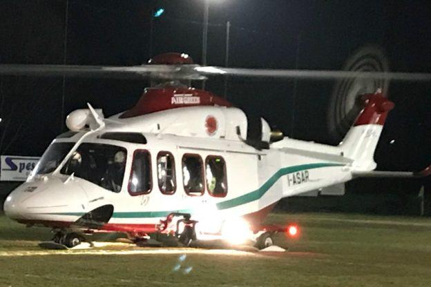 Due nuove aree per il volo notturno dell'elisoccorso a Castagnole Lanze e a Cisterna d'Asti