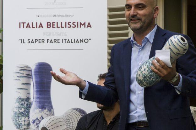 Valerio Berruti e Andrea Capellino, artisti piemontesi alla Giornata del Design a Los Angeles