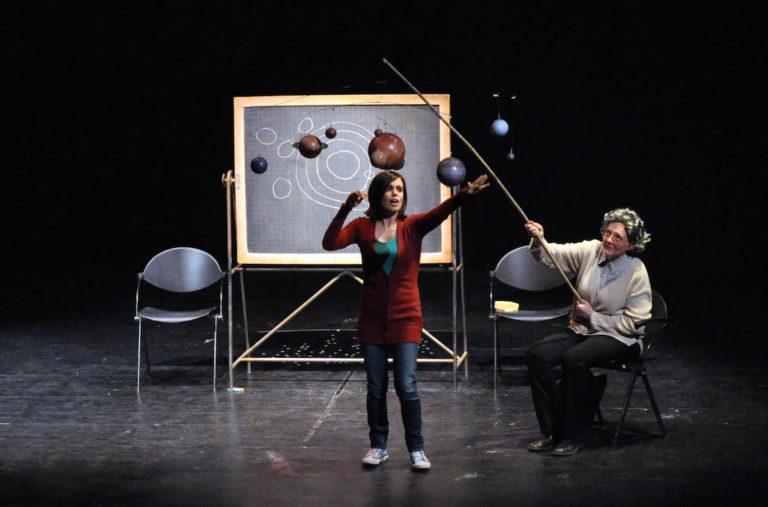 """La rassegna Domeniche a Teatro prosegue il 4 marzo con """"Siamo fatti di stelle"""","""