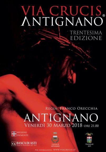 XXX edizione della Via Crucis di Antignano
