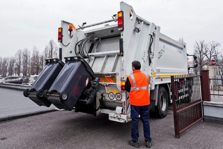 Pasquetta: variazioni negli orari della raccolta dei rifiuti