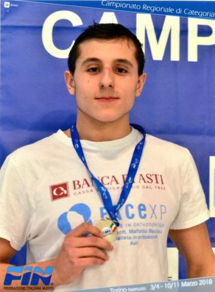 Asti Nuoto. Pioggia di medaglie ai Regionali di Categoria