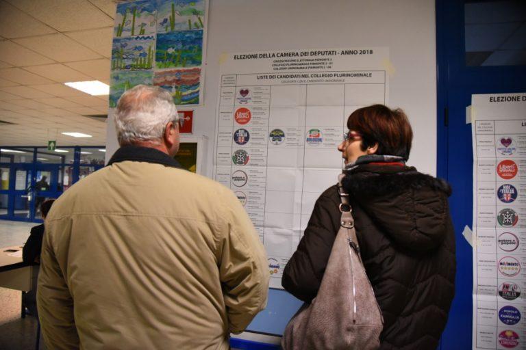 ++Aggiornamento dei risultati del collegio uninominale 06 – Asti++