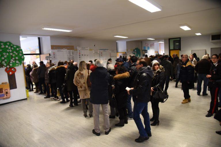 I primi risultati del collegio uninominale 06 – Asti