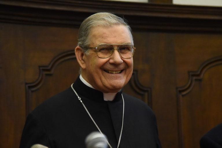 Pasqua 2018: gli auguri del Vescovo