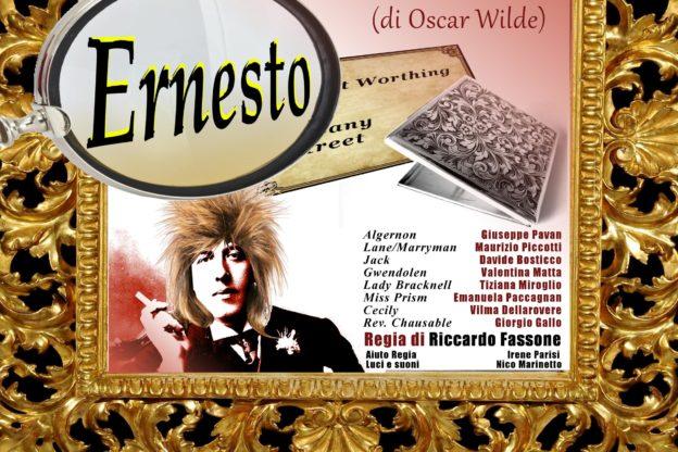 """""""L'importanza di chiamarsi Ernesto"""" a Montechiaro"""