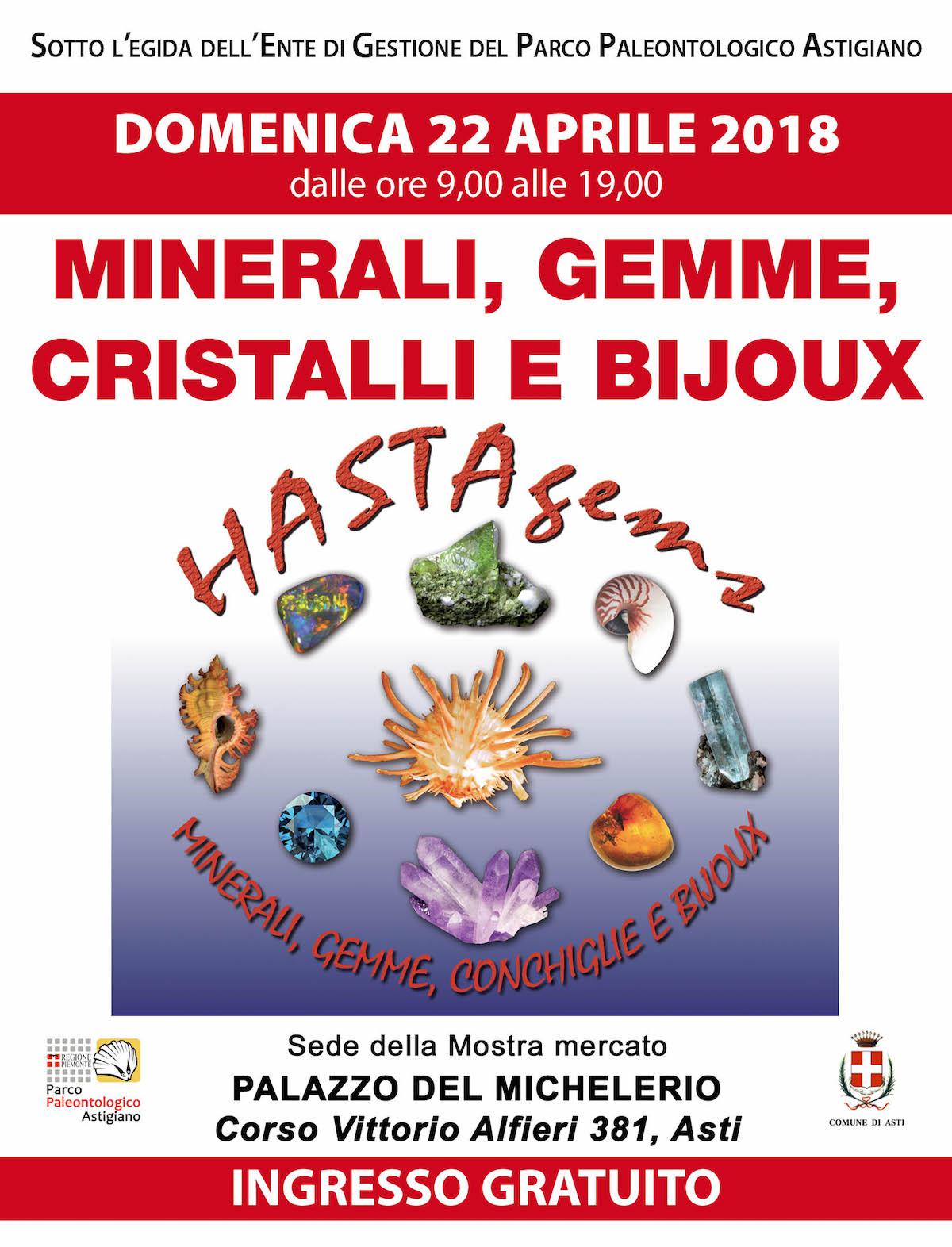 La Pietra Srl Asti minerali e cristalli protagonisti di hastagem - gazzetta d'asti