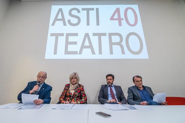 Ad Asti dal 21 giugno al 1 luglio torna AstiTeatro