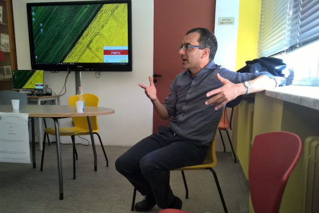 """Claudio Giunta alla scoperta dei """"Cuori Intelligenti"""" negli studenti di oggi"""
