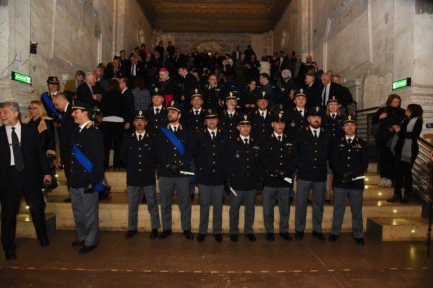Polizia astigiana in festa per il 166° compleanno: la fotogallery