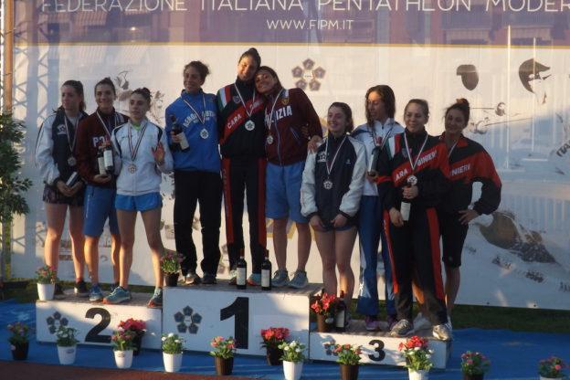 Tutti i risultati del campionato italiano assoluto open primaverile di Triathlon e Tetarthlon