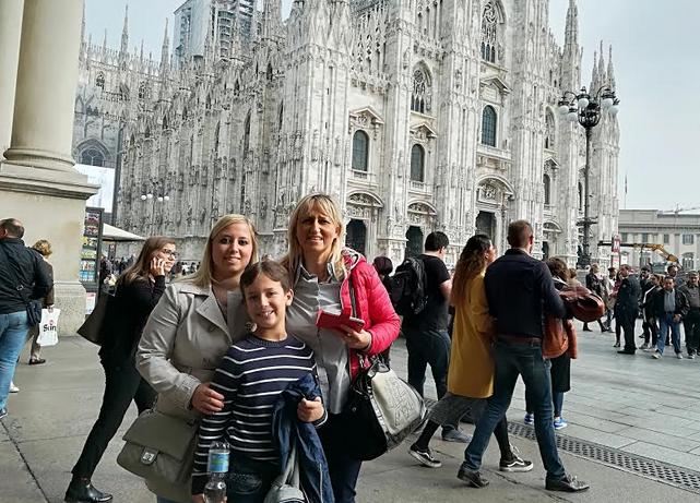Giovanissimo astigiano ammesso alla prestigiosa Accademia di danza alla Scala di Milano