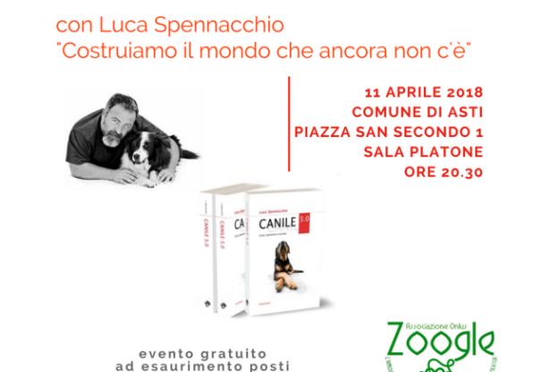 """""""Canile 3.0"""": un incontro ad Asti"""