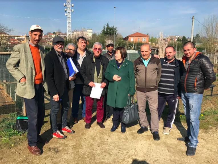 Orti sociali ad Asti: cinque nuove assegnazioni