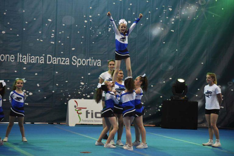 Ad Asti i primi campionati italiani di Cheerleading: la fotogallery