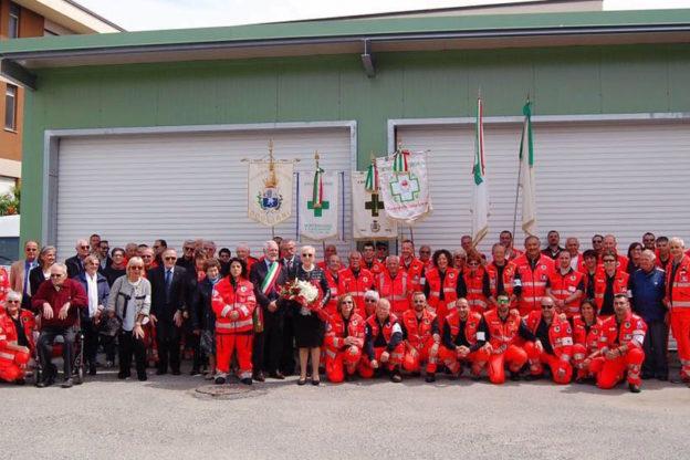 Festa annuale per la Croce Verde di Asti