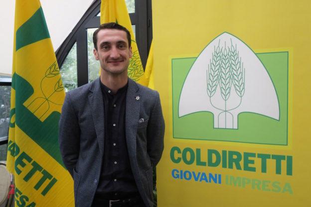 Danilo Merlo leader regionale dei giovani Coldiretti