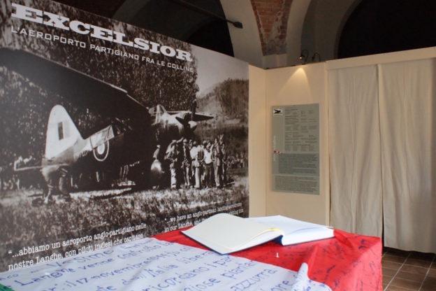 Aperta ogni sabato la mostra sull'Excelsior, aeroporto partigiano di Vesime