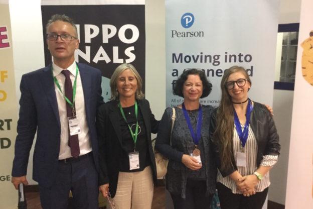 Greta Pasini, studentessa del Vercelli di Asti, terza alla finali internazionali di Hippo Competition
