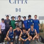"""La squadra di Atletica Leggera del Liceo """"Vercelli"""" è campione regionale"""